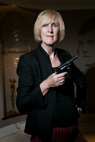 Lin Anderson Picture Eoin Carey