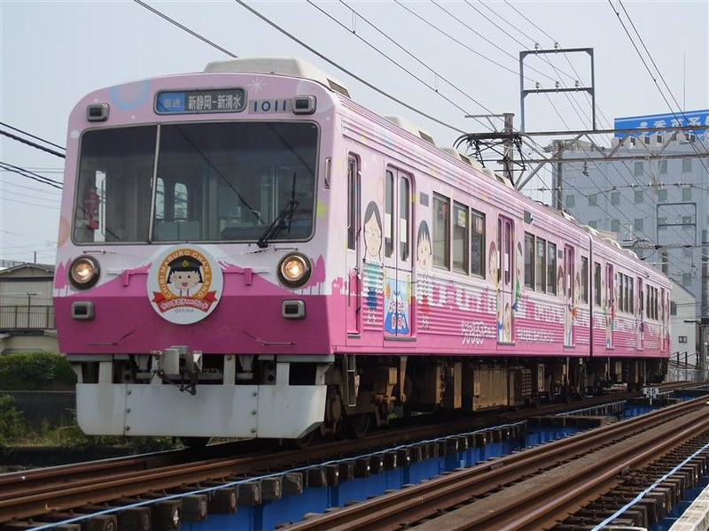 靜岡小丸子火車