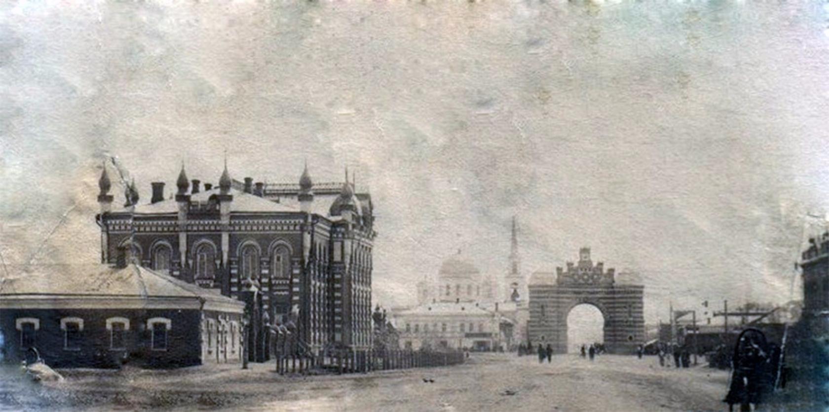 Большая Михайловская улица