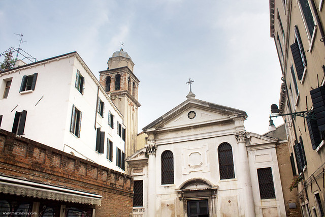 Chiesa di San Simeone Profeta, Santa Croce Venezia