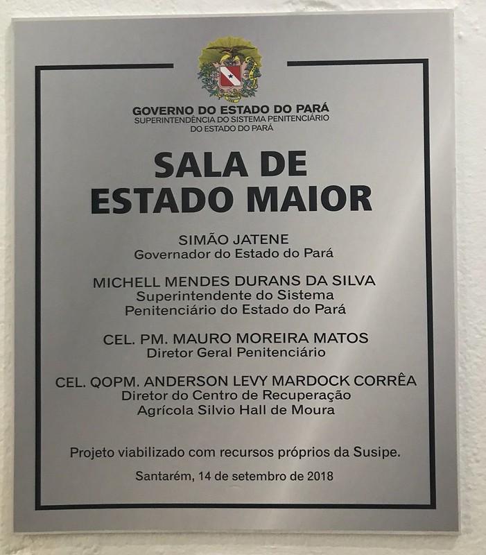 Sala Estado Maior em Santarém