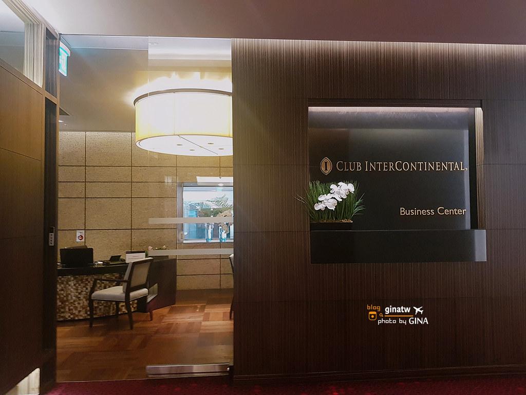 明洞食記》首爾四季韓方藥膳一隻雞(線上優惠餐卷)+三成 InterContinental Seoul COEX VIP商務客下午茶 @Gina Lin