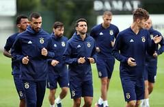 Dinamo Zagreb maçı hazırlıkları başladı