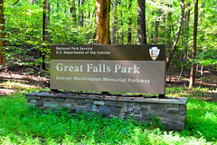 'Great Falls Park -- George Washington Parkway McLean (VA) September 2018