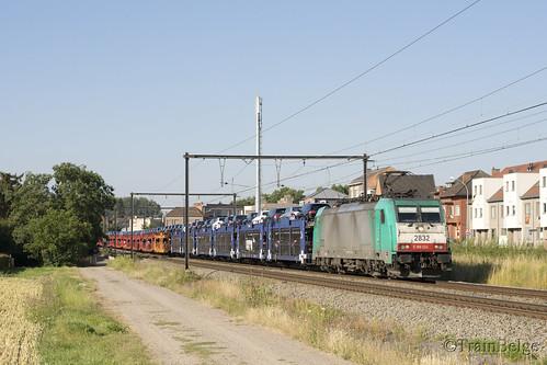 Lineas 2832 Hoeselt