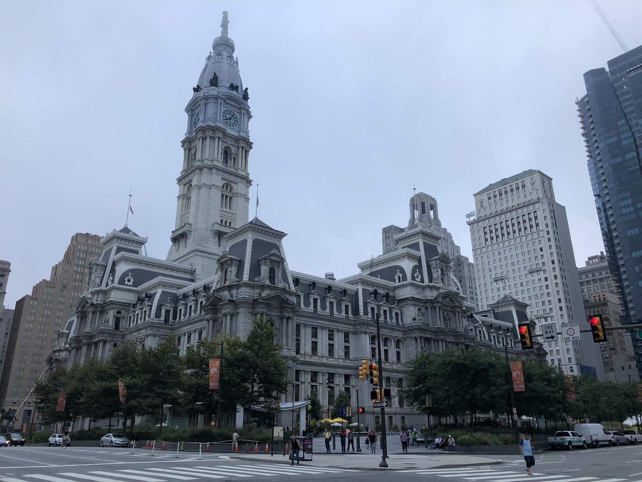 X: City Hall