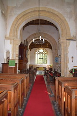 tower arch and chancel arch