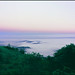 Sunset over Mount Tamalpais