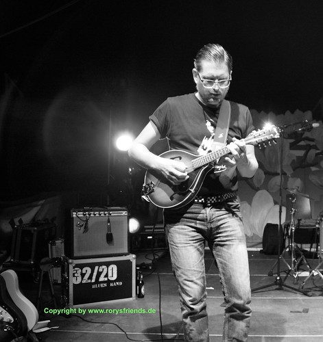 25.Blues Schmus & Apfelmus Festival 32/20 Bluesband 25.8.18