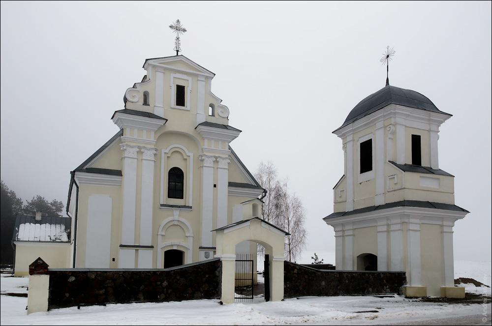Луконица, Беларусь