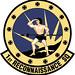 1st Reconnaissance Squadron emblem. (Photo/Air Force Historical Research Agency)