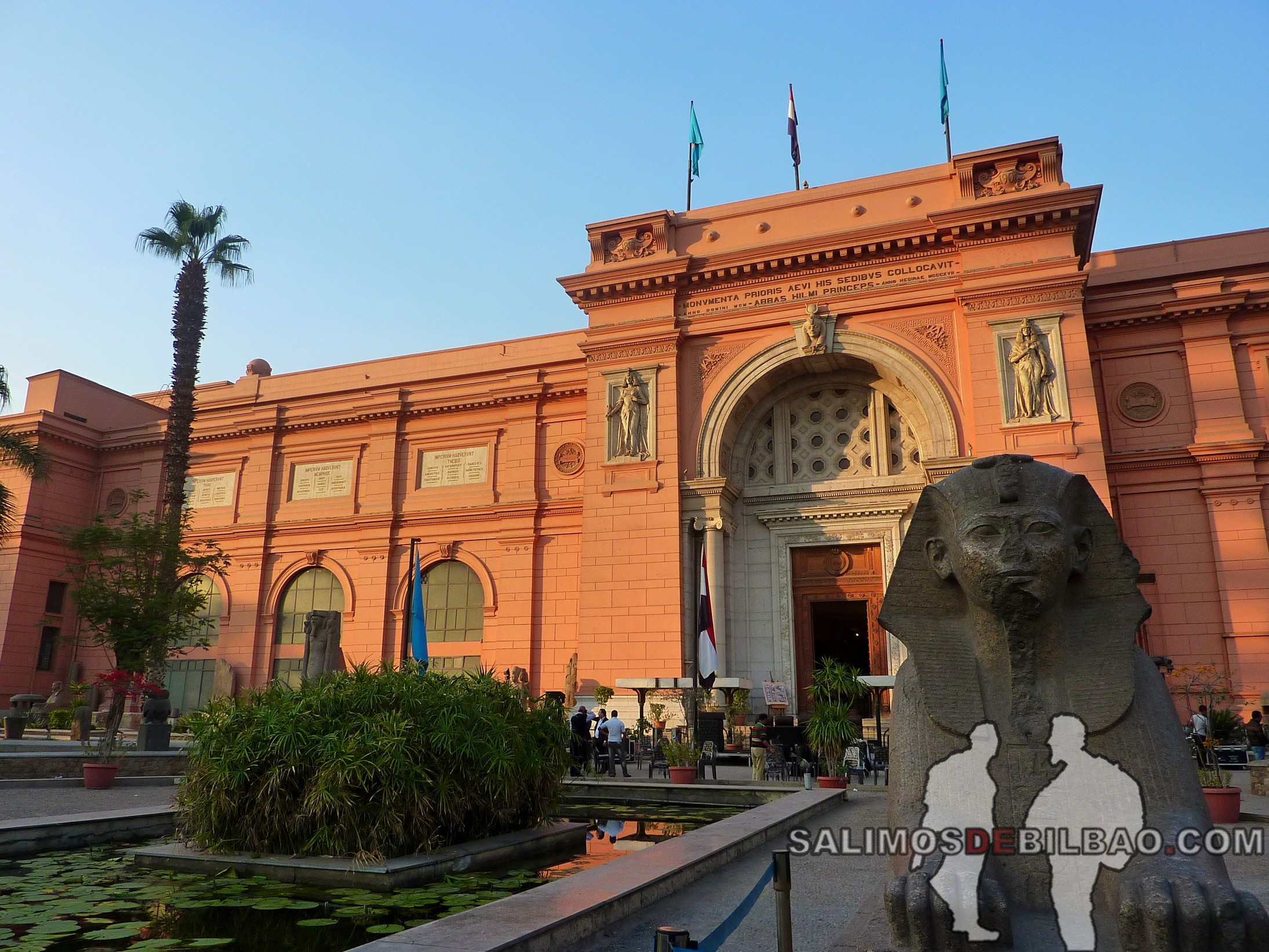 0046. Museo Egipcio del Cairo