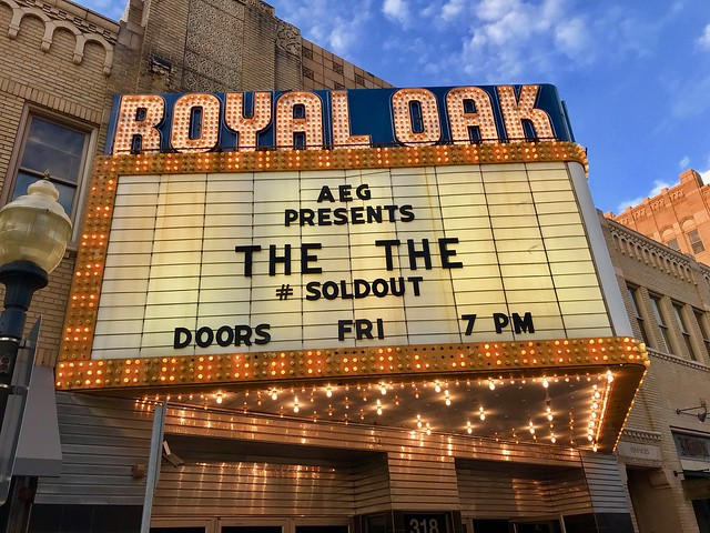 the the - sold out