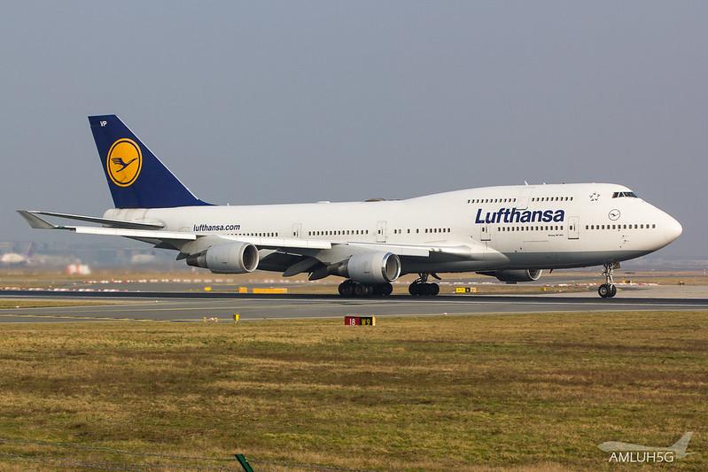 Lufthansa - B744 - D-ABVP (1)
