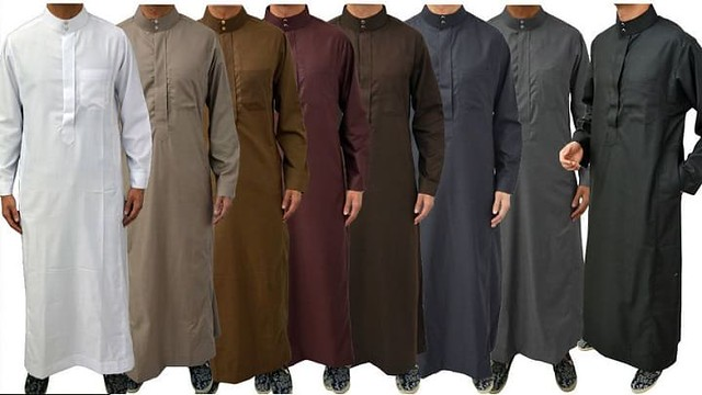 2545 9 Problems Faced by those who wear Thobes 05
