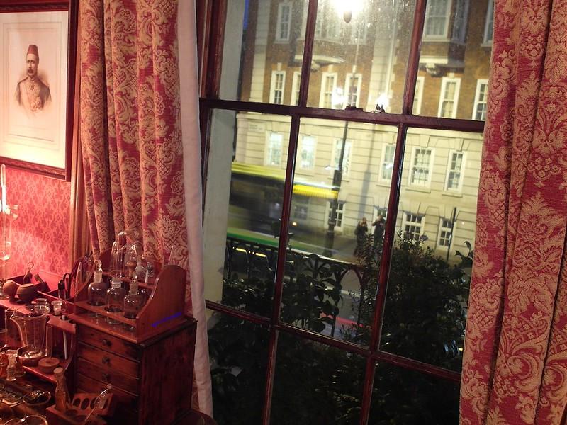 london-Sherlock Holmes- Museum-17docintaipei-福爾摩斯博物館 (15)