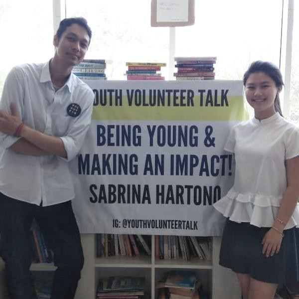 Youth Volunteer Talk