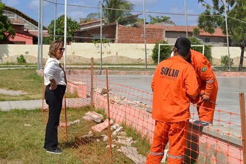 06-09-2018-Prefeita Rosalba Visita obras e Reforma da Praça - Luciano lellys (8)