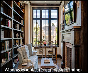 windows manufacturers colorado spring