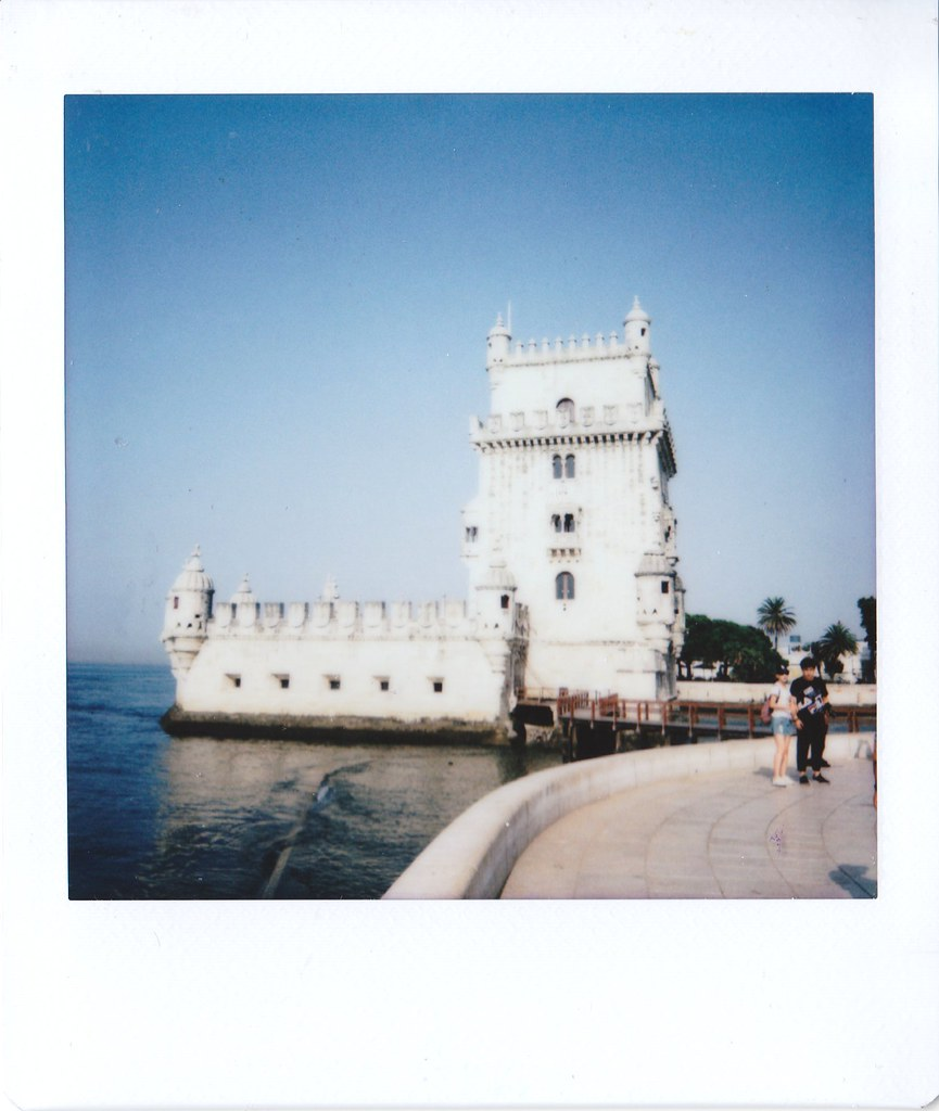 03.08.18 Belém Tower Instax