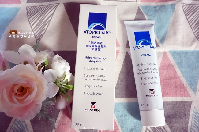 ATOPICLAIR愛妥麗保濕敷料 異位性皮膚炎 醫師推薦 (14)