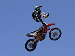 ECSC East Coast Surfing Championships  Virginia Beach Va.  freestyle MX motocross FMX Monster Jump stunts