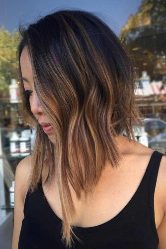 WEAR A LOB HAIRCUT 2019-New Styles Non-Boring For Women 11