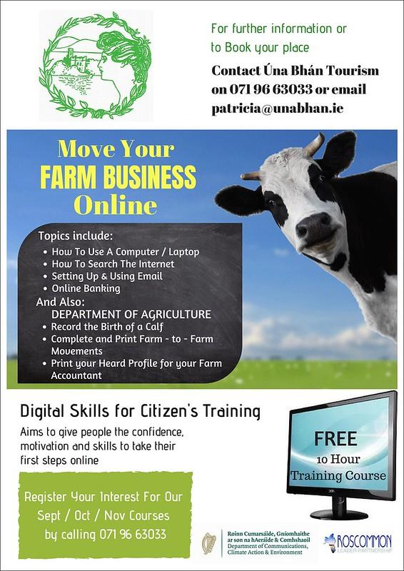 Digital Skills Poster Una Bhan