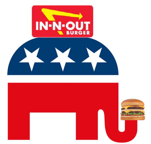 In-N-Out Burger Pisses off Half of California