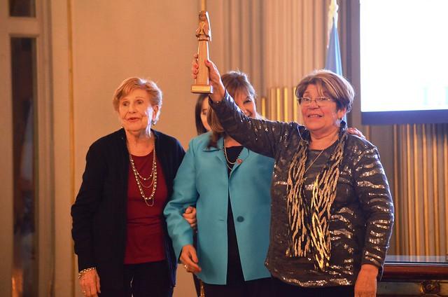 Premios Sta. Clara de Asís: los distinguidos