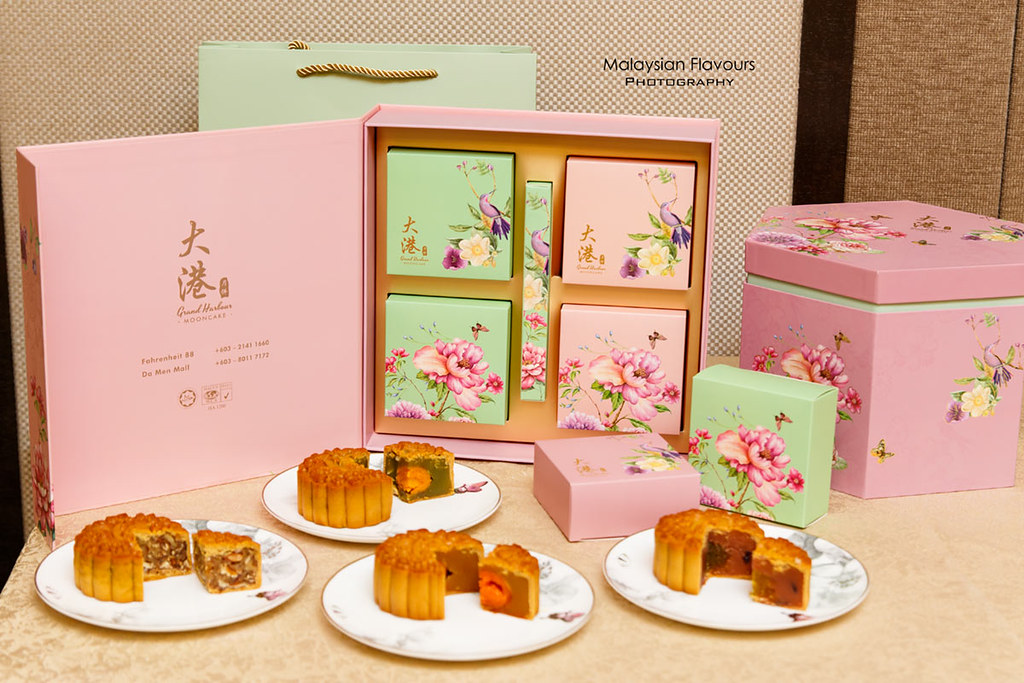 Grand Harbour Mid-Autumn Mooncakes