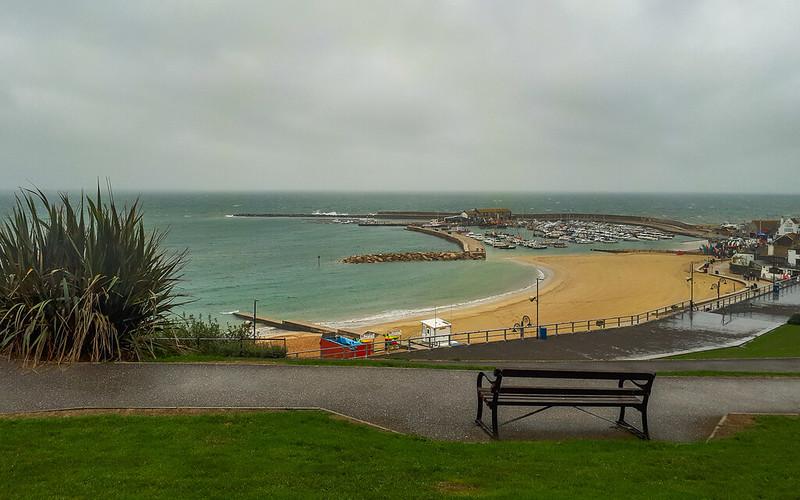 Jurassic Coast - Lyme Regis