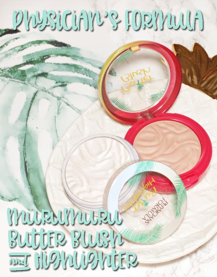 Physician's Formula Murumuru Butter Blush & Highlighter (1)