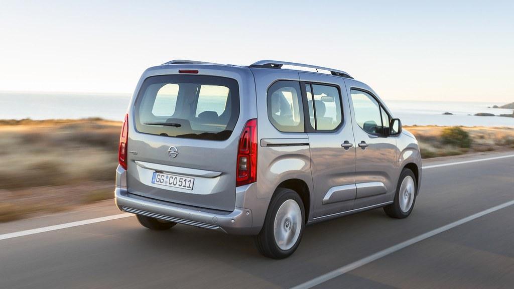 Opel Combo Life, Combo Cargo 2