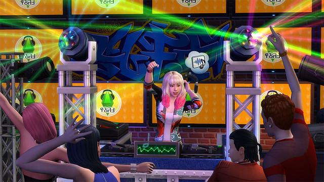 The Sims 4 Junte-se à Galera Disponível Agora para Consoles