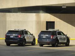 NFTA Transit Police Ford Police Interceptor Utility