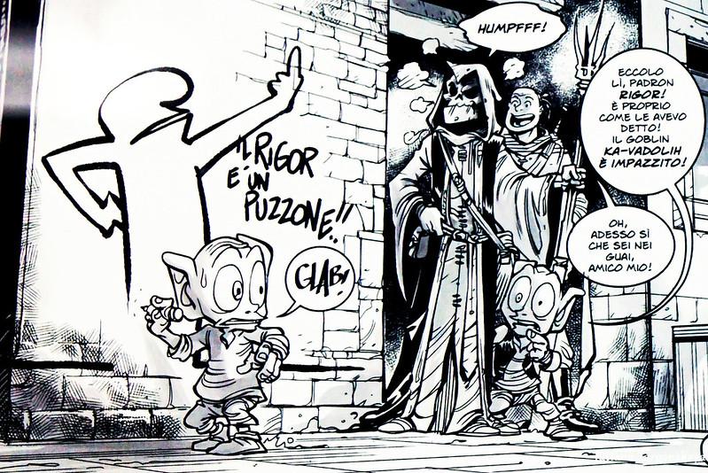 Рисунок Риккардо Крозы