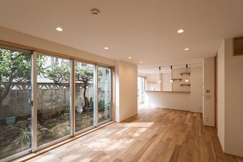 東京都文京区の家
