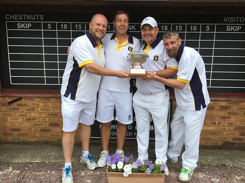 Summertown Trophy winners 2018