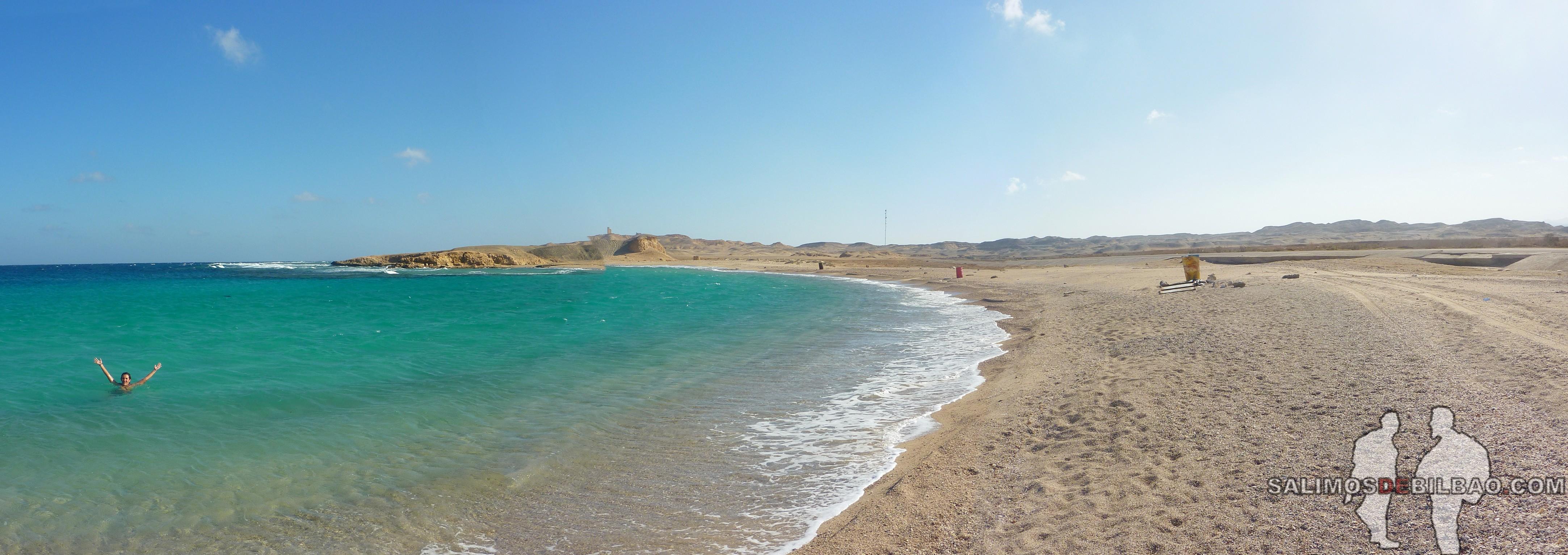 1085. Saioa, Playa 7 kilo, Marsa Alam
