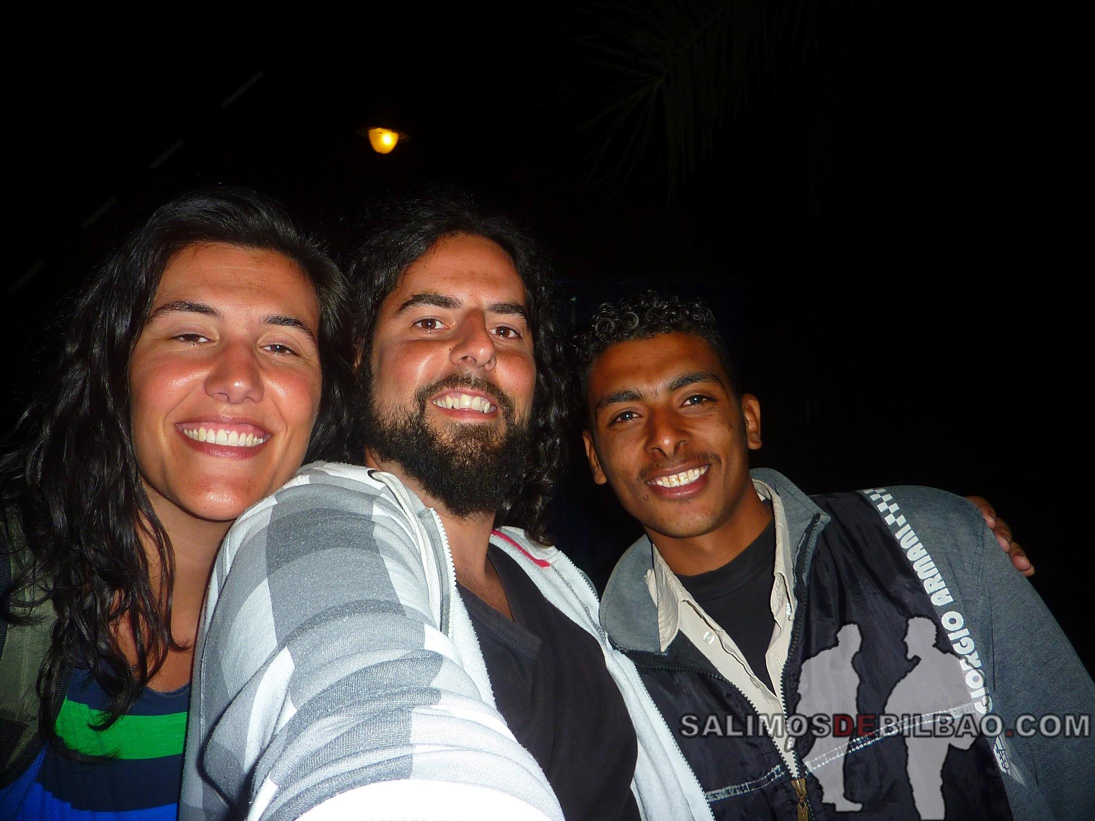 1173. Katz, Mustafa y Saioa, Htl Oriental Bay, Marsa Alam
