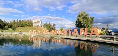 Crans-Montana wood