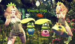 Kissing Frog Hunt