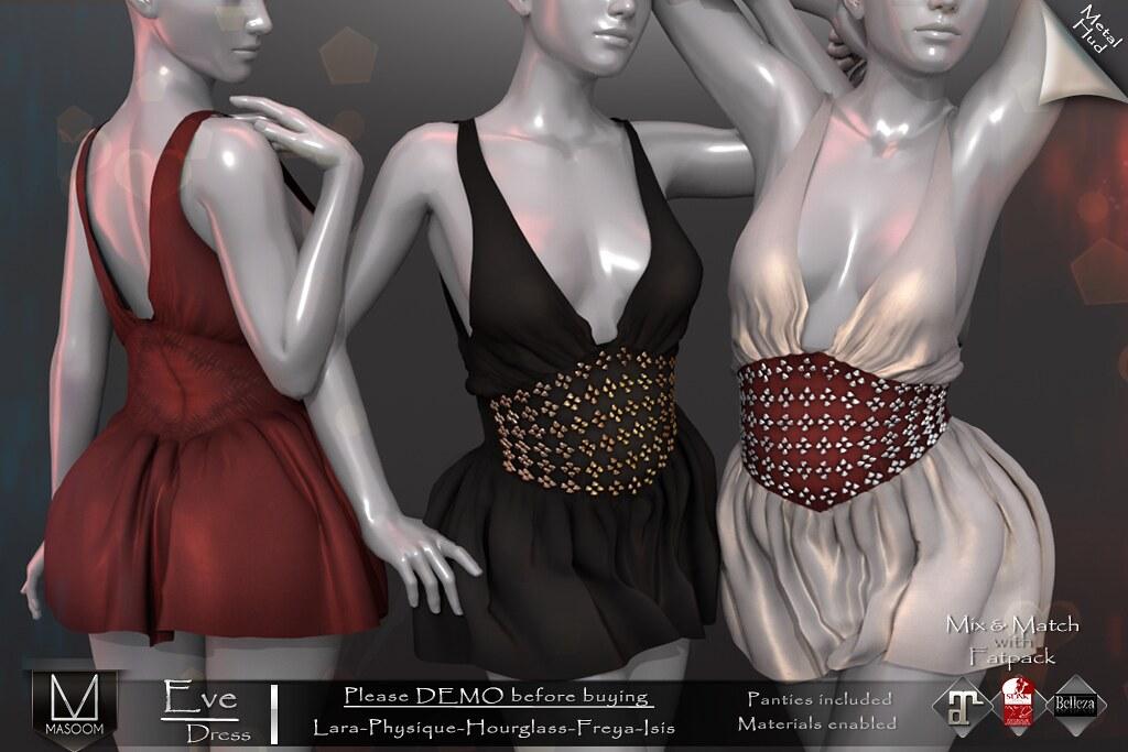 [[ Masoom ]] Eve dress @ Pocket Shop