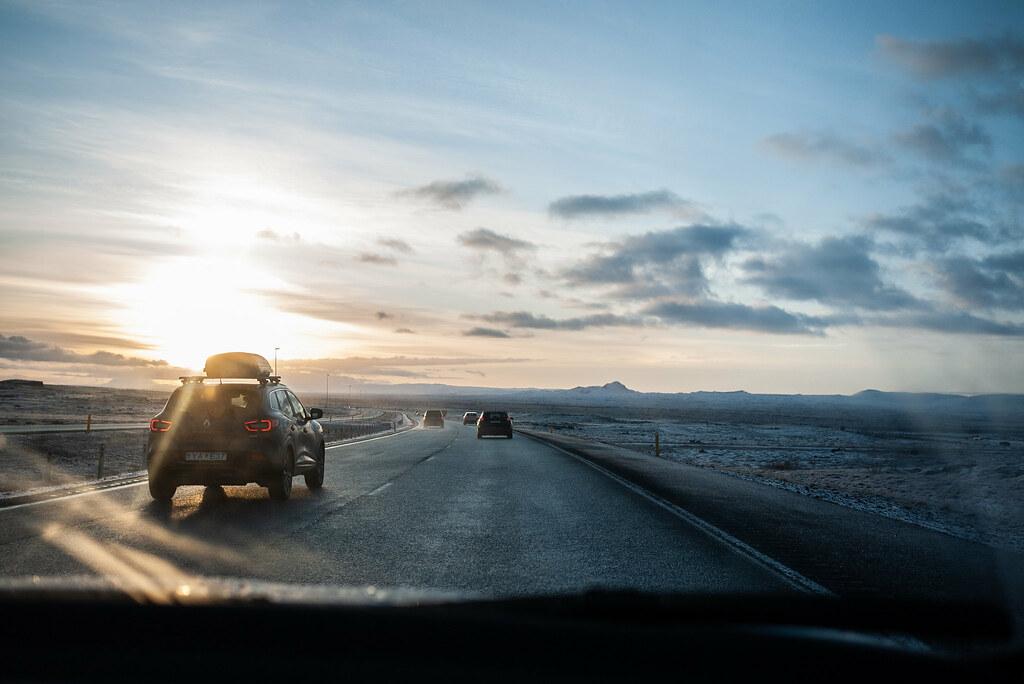 Highway to Reykjavik