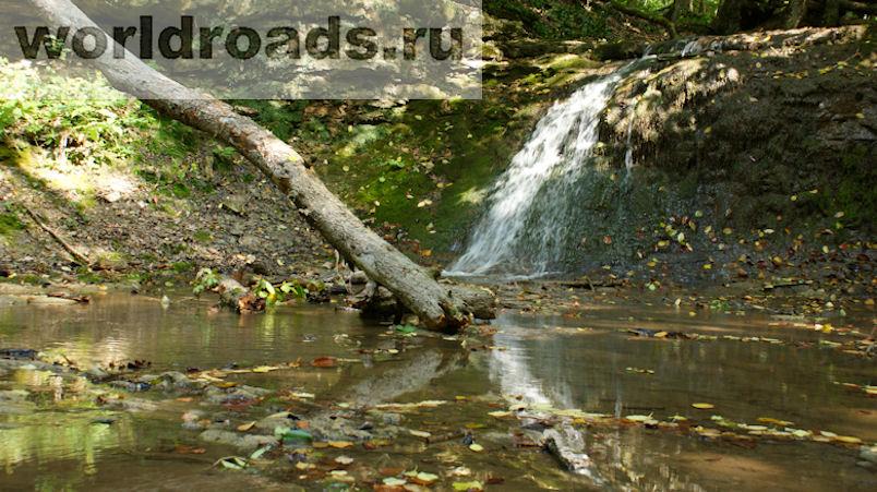 Водопады Адыгеи