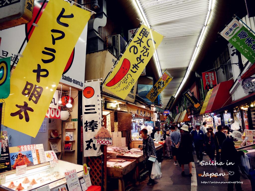 日本九州小倉旦過市場 (3)