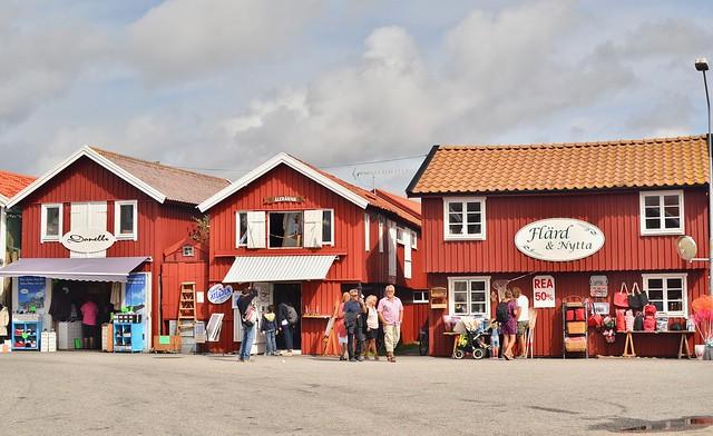 Ruotsin länsirannikko