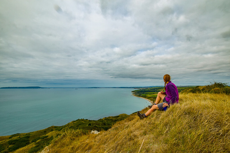 Jurassic Coast - top hikes in the UK