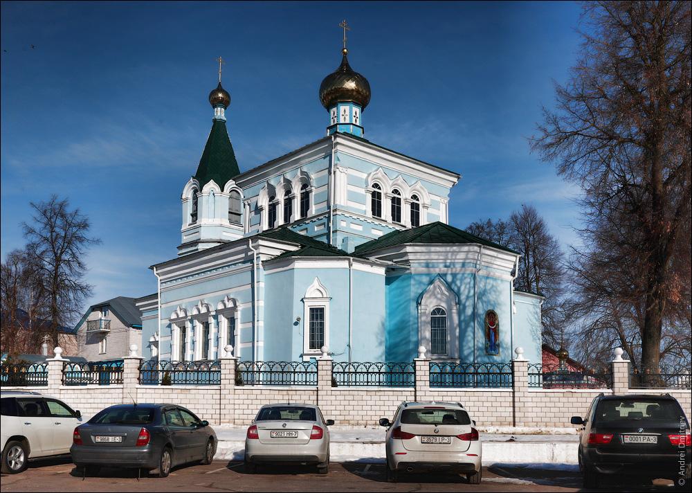 Корма, Беларусь, Церковь Покровская
